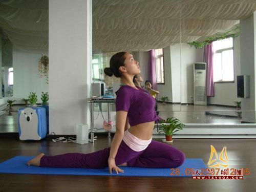 天竺瑜伽优秀教练--梁朝思