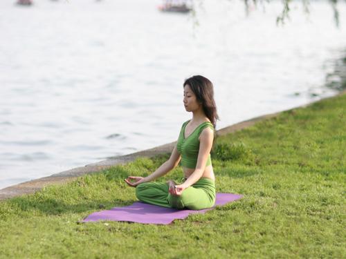 天竺瑜伽培训导师--李楠