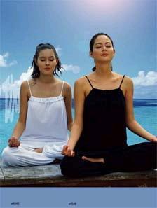 瑜伽瘦身经典6式