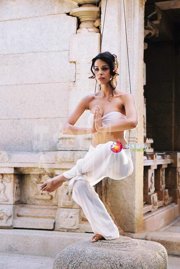 印度瑜伽缘何风靡世界