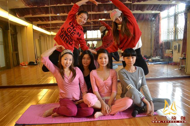 天竺瑜伽第183期初中高级连读瑜伽教练培训全日制脱产培训班