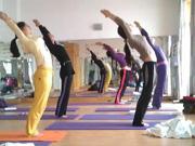 天竺瑜伽第184期初中高级连读瑜伽教练培训全日制脱产培训班