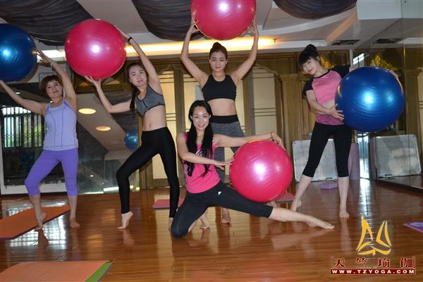 天竺瑜伽第1期瑜伽教练培训班