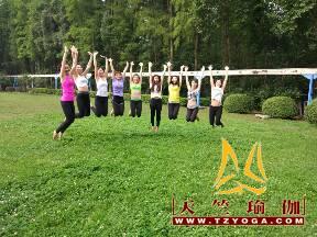 天竺瑜伽第218期瑜伽教练培训班
