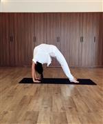 天竺瑜伽教练-小溪