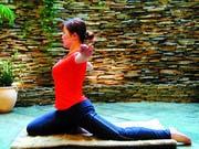 塑身:瑜珈 解除假日疲劳的魔咒