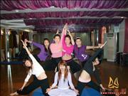 天竺瑜伽第152期初中高级连读瑜伽教练培训全日制脱产培训班