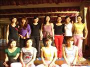 天竺瑜伽第156期初中级连读瑜伽教练培训全日制脱产培训班