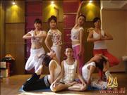 天竺瑜伽第157期初中级连读瑜伽教练培训全日制脱产培训班