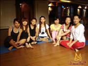 天竺瑜伽第155期初中高级连读瑜伽教练培训全日制脱产培训班