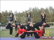 天竺瑜伽第108期初中级连读瑜伽教练培训全日制脱产培训班