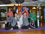 天竺瑜伽第224期瑜伽教练培训班