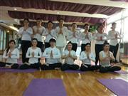 天竺瑜伽第225期瑜伽教练培训班