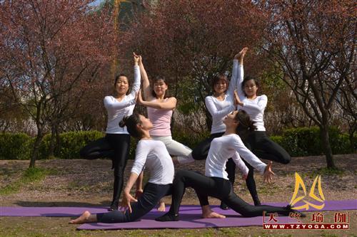天竺瑜伽第226期瑜伽教练培训班