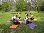 天竺瑜伽第227期瑜伽教练培训班