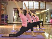 天竺瑜伽第12期瑜伽教练培训班