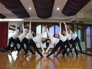 天竺瑜伽第234期初中高级连读瑜伽教练培训全日制脱产培训班