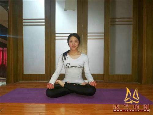天竺瑜伽第14期初中高级连读瑜伽教练培训周末班培训班