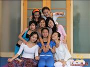 天竺瑜伽第170期初中高级连读瑜伽教练培训全日制脱产培训班