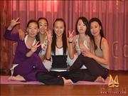 天竺瑜伽第169期初中高级连读瑜伽教练培训全日制脱产培训班