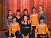 天竺瑜伽第171期初中高级连读瑜伽教练培训全日制脱产培训班