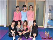 天竺瑜伽第172期初中高级连读瑜伽教练培训全日制脱产培训班