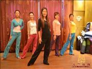 天竺瑜伽第10期形体雕塑专业特色进修全日制培训班
