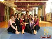 天竺瑜伽第173期初中高级连读瑜伽教练培训全日制脱产培训班