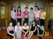 天竺瑜伽第177期初中高级连读瑜伽教练培训全日制脱产培训班