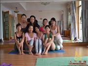 天竺瑜伽第180期初中高级连读瑜伽教练培训全日制脱产培训班