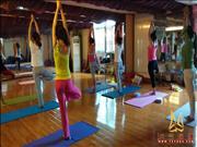 天竺瑜伽第201期瑜伽教练培训班