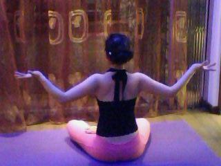 天竺瑜伽教练-高级教练李凤玲