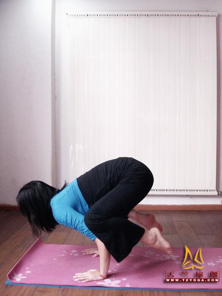 天竺瑜伽教练-高级教练竹凯煜