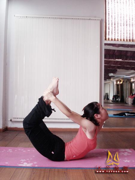 天竺瑜伽教练-高级教练张洁娜