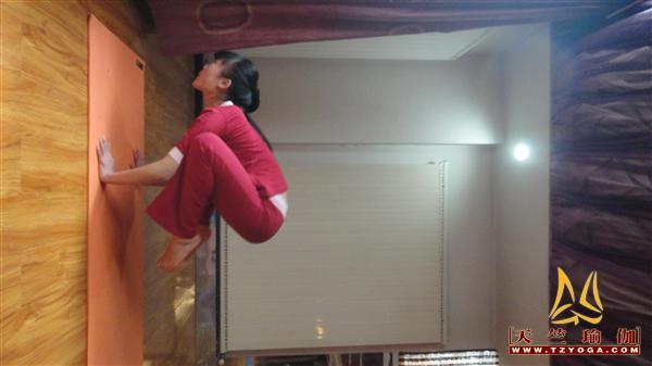 天竺瑜伽培训高级教练--付梅
